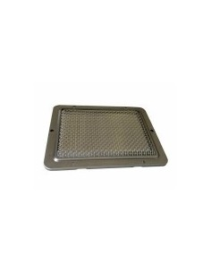 Kebab Machine Mesh With Frame Old Style